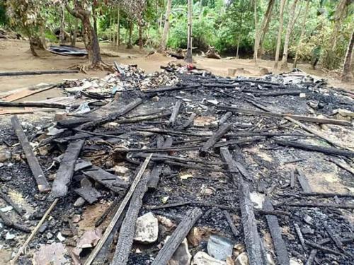 Kisah Kakek Arsyad Berangkat ke Tanah Suci, meski Uang Tabungannya untuk Umrah Terbakar Bersama Rumahanya (foto: Ist)