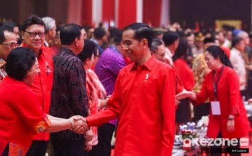 Presiden terpilih Joko Widodo. (Foto: Arif Julianto/Okezone)