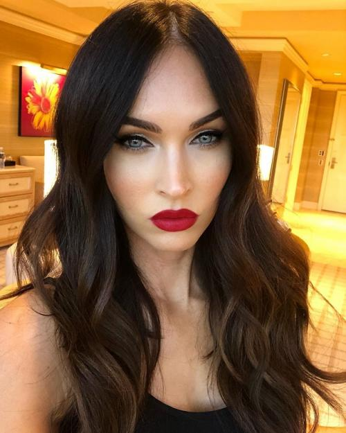 Megan Fox mengaku kecanduan game Halo: Reach. (Foto: Instagram)