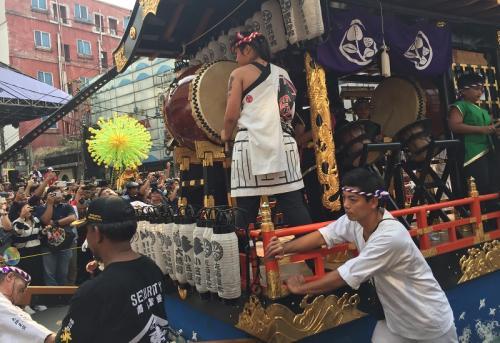 Festival budaya Jepang