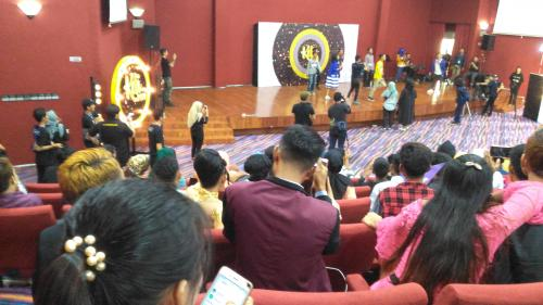 Audisi KDI di Makassar