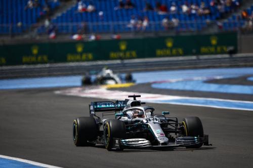 Lewis Hamilton bisa memecahkan rekor pada akhir pekan ini