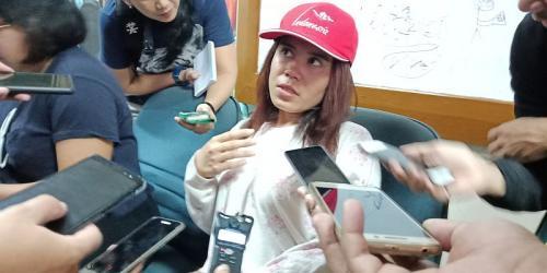 Monika, korban perkawinan pesanan di Tiongkok (Foto: Rizky/Okezone)