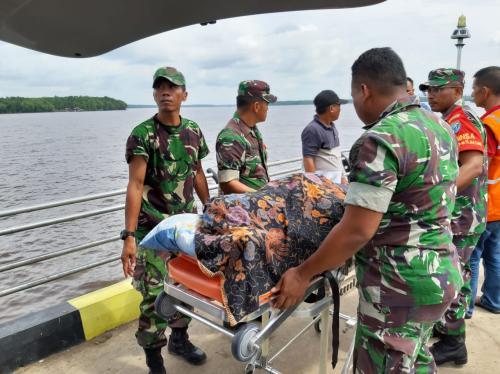 TNI Tenggelam