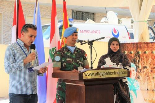 TNI peduli difabel (Foto: Istimewa)