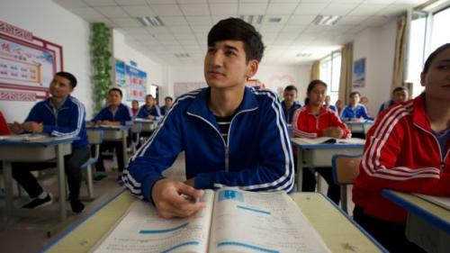 Muslim Uighur. (Foto: Dok BBC)