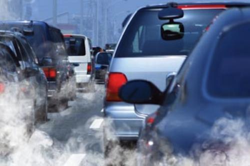 Emisi gas