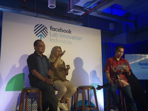 Facebook bikin lab Inovation di Jakarta