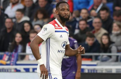 Moussa Dembele, pemain Lyon