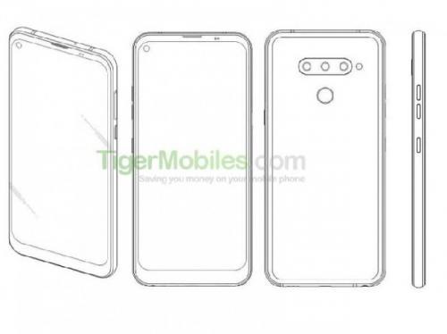 LG bikin ponsel dengan kamera mirip Galaxy S10
