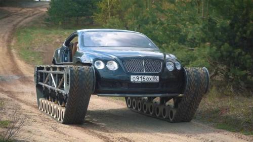 Modifikasi Bentley