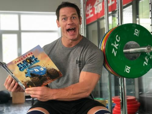 JOhn Cena resmi bergabung dengan Fast and Furious 9. (Foto: Twitter)