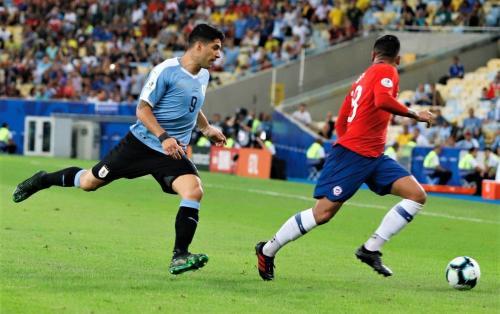 Uruguay vs Cile