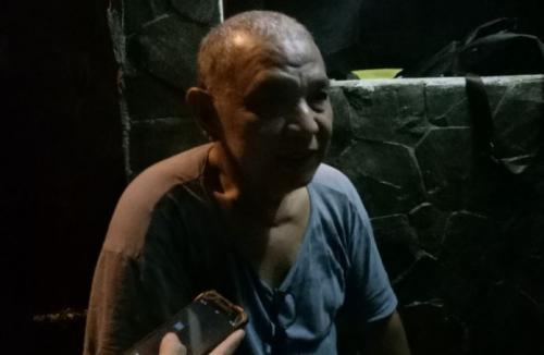 Penjaga Rumah Rachmat Yasin