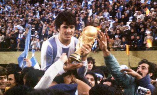 Argentina Juara Piala Dunia 1978