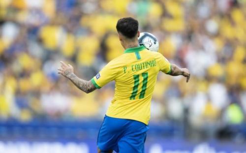 Philippe Coutinho (Foto: CBF)