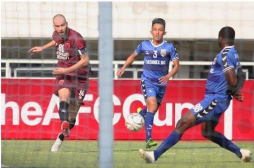 PSM Makassar vs Becamex Binh Duong