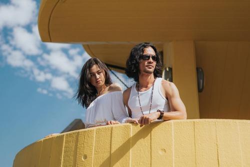 Kimberly Rider dan Suami