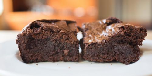 Brownies ganja