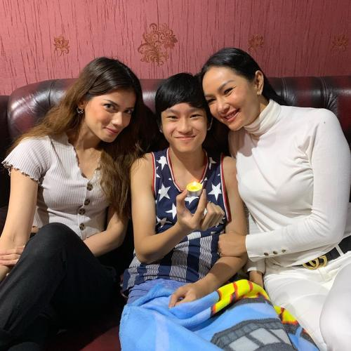 Kalina, Azka, dan Sabrina