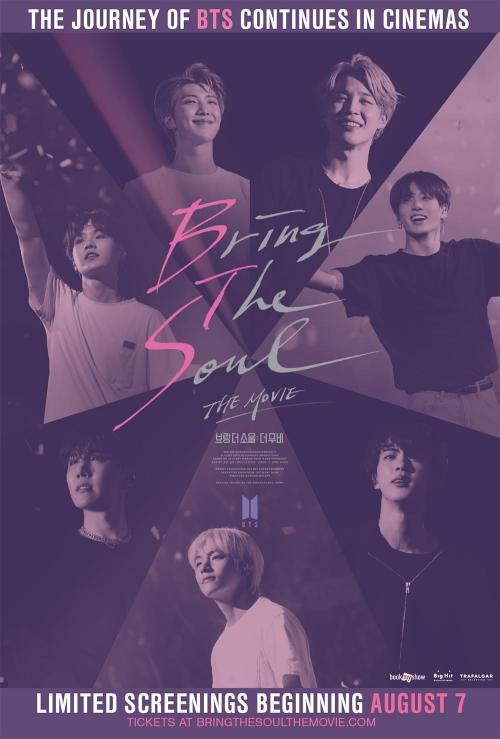 Poster film ke-3 BTS