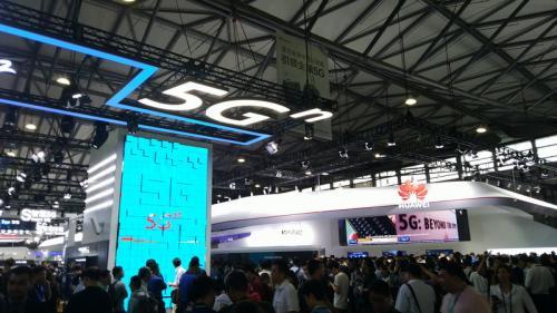 Teknologi 5G semakin banyak diadopsi di Asia.