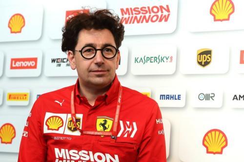 Mattia Binotto beralasan, mobil baru itu masih akan diuji sebelum turun ke Barcelona (Foto: Scuderia Ferrari)