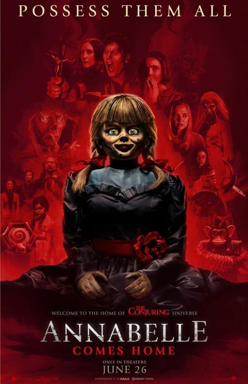 Akan ada sosok baru dalam Annabelle Comes Home. (Foto: Warner Bros. Pictures)