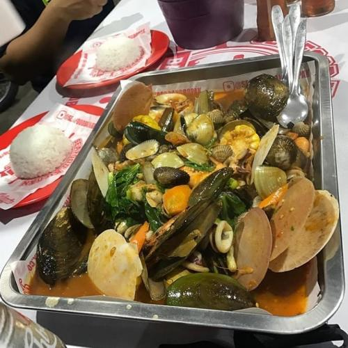 Seafood di bandung