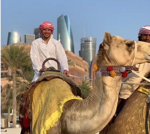 Liburan di Dubai