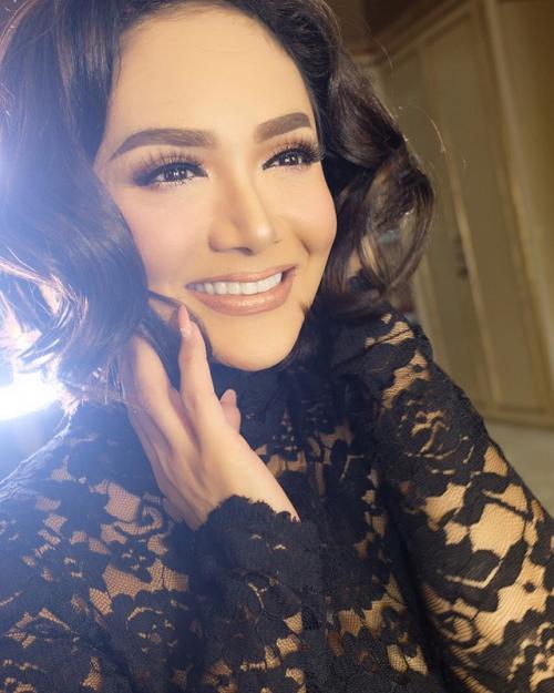 Jedar membongkar outfit bernilai hampir Rp3 miliar milik Krisdayanti. (Foto: Instagram)