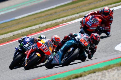 Perhelatan balapan MotoGP 2019