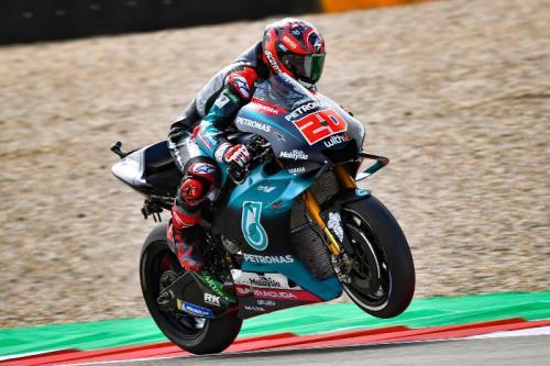 Fabio Quartararo bisa jadi ancaman Marquez di paruih kedua MotoGP 2019