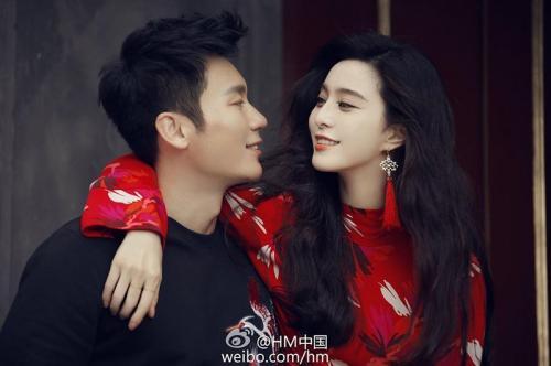 Fan Bingbing memutuskan untuk menjual cincin pertunangannya dengan Li Chen senilai Rp79 juta. (Foto: Weibo)