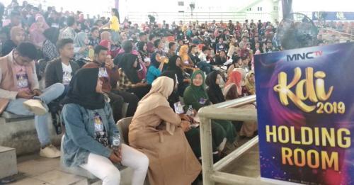 Audisi KDI di Medan