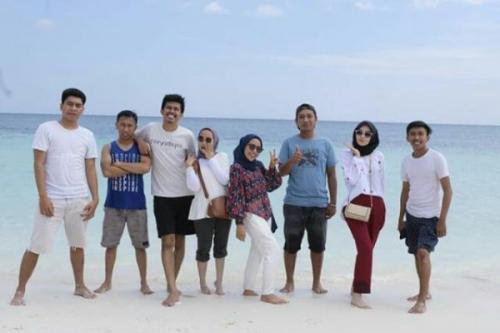 Pantai Tersembunyi di Kabupaten Selayar