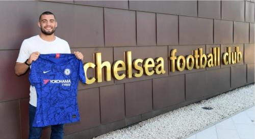 Mateo Kovacic sudah resmi dijual Real Madrid ke Chelsea