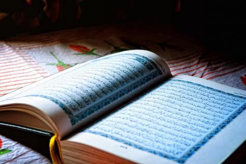 Membaca Alquran menenangkan hati