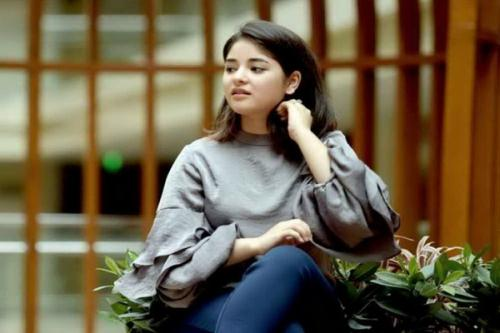Aktris muslim asal India Zaira Wasim memutuskan hijrah