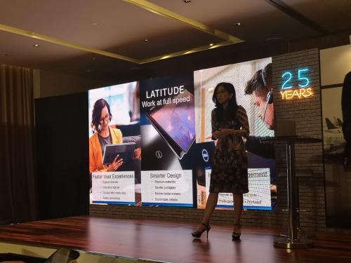 Peluncuran laptop Dell Latitude terbaru di Jakarta