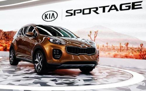 KIA Sporta