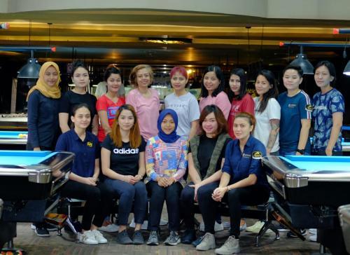 Shinta 9 Ball Women Tournament