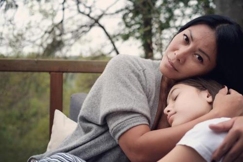 Anggun C Sasmi sebut bahwa putrinya sama sekali tidak berbakat di bidang tarik suara. (Foto: Instagram)