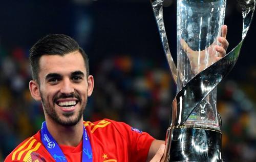 Dani Ceballos akui persaingan di Madrid berat