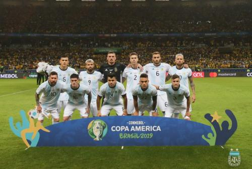 Para pemain Timnas Argentina