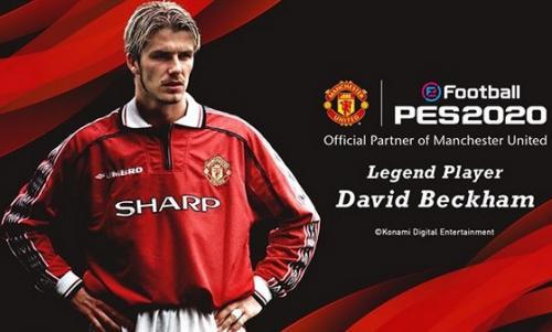 David Beckham akan muncul lagi di PES