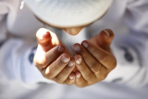berdoa agar dijauhkan dari penyakit