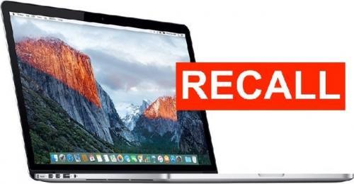 Macbook Pro ukuran 15 inci meledak