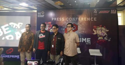 Badan Ekonomi Kreatif (BEKRAF) kembali menggelar BEKRAF Game Prime (BGP 2019) tahun ini.