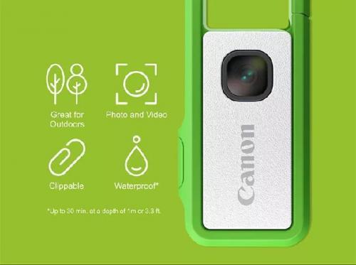 Canon Luncurkan kamera kecil seukuran flash disk